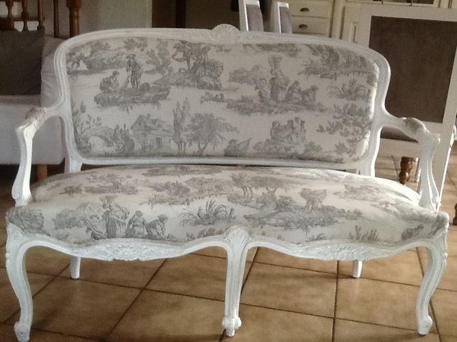 Makerist - Bergère Louis XV - Autres créations - 1