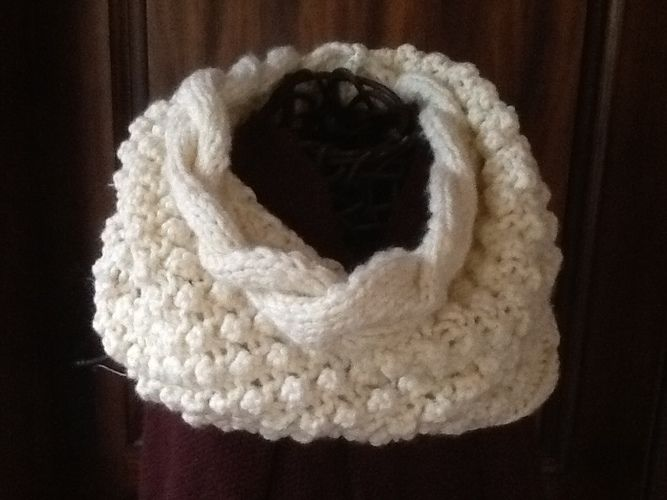 Makerist - Snood  - Créations de tricot - 1
