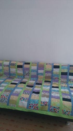Makerist - Decke  - Patchwork-Projekte - 1