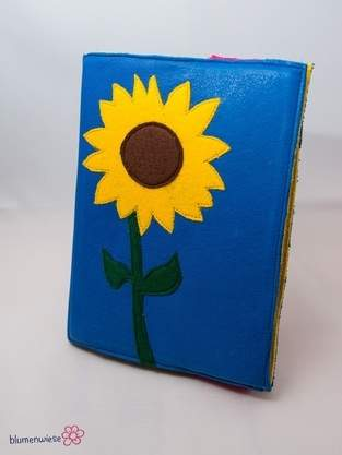 Makerist - Ebook-Reader-Hülle - 1