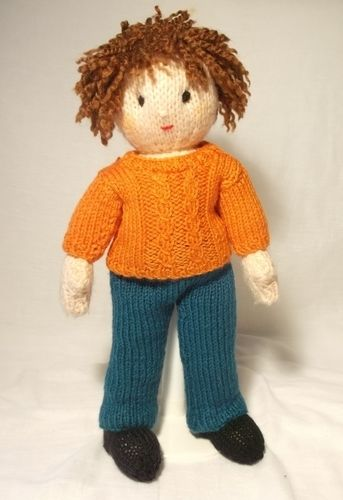 Makerist - Jesse Doll clothes - Knitting Showcase - 2