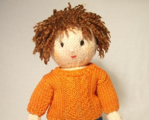 Makerist - Jesse Doll clothes - Knitting Showcase - 3