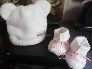 Makerist - Mütze und Schuhe für unser Minibaby - 1