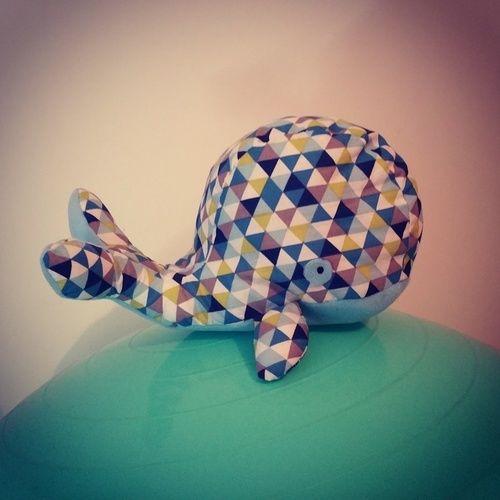 Makerist - La petite baleine - Créations de couture - 1