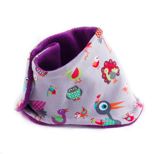 Makerist - Eulige Halssocke für Babys - Nähprojekte - 1