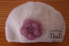 Makerist - Bonnet fleur, bébé - 1