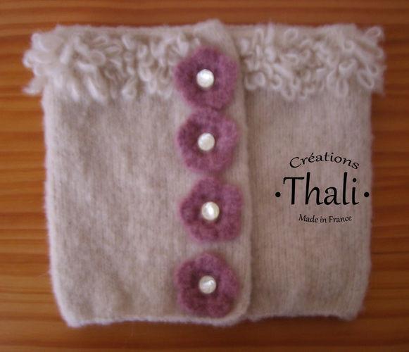Makerist - Snood bébé - Créations de tricot - 1