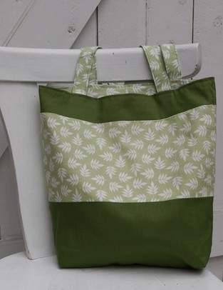 Makerist - Stoffbeutel ** Blätterwelt - 1
