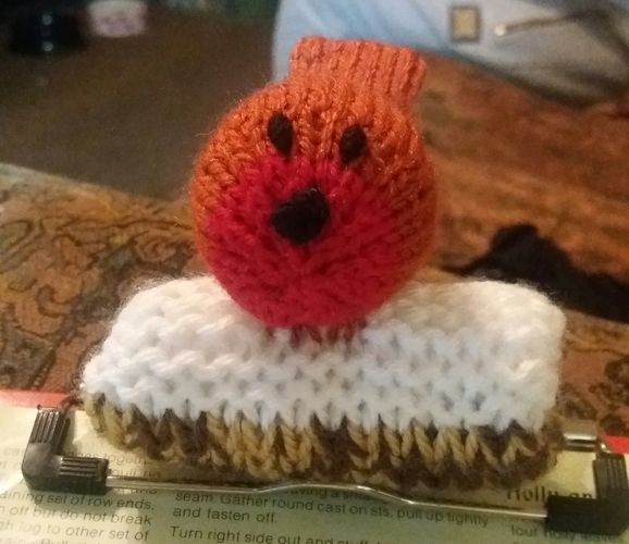 Makerist - Penquin - Knitting Showcase - 1