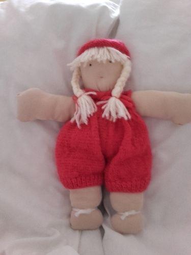 Makerist - Ma première poupée Doll - Créations de couture - 1