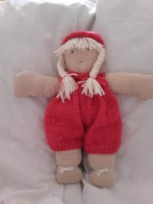 Ma première poupée Doll