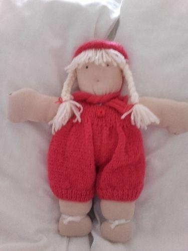 Makerist - Ma première poupée Doll - Créations de couture - 3