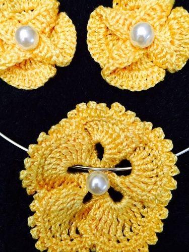 Makerist - Boucle piya - Créations de crochet - 3