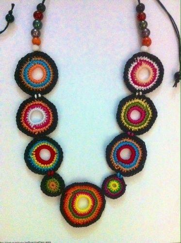 Makerist - Colier Piya  - Créations de crochet - 2