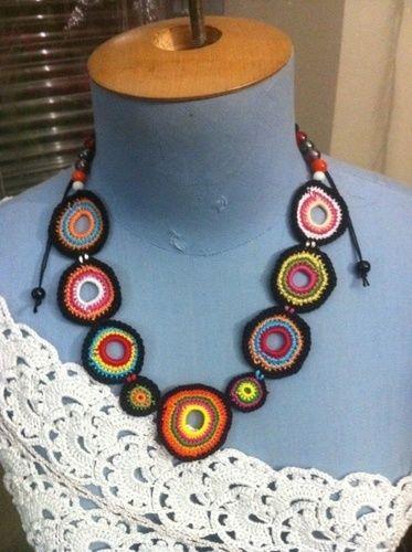 Makerist - Colier Piya  - Créations de crochet - 3