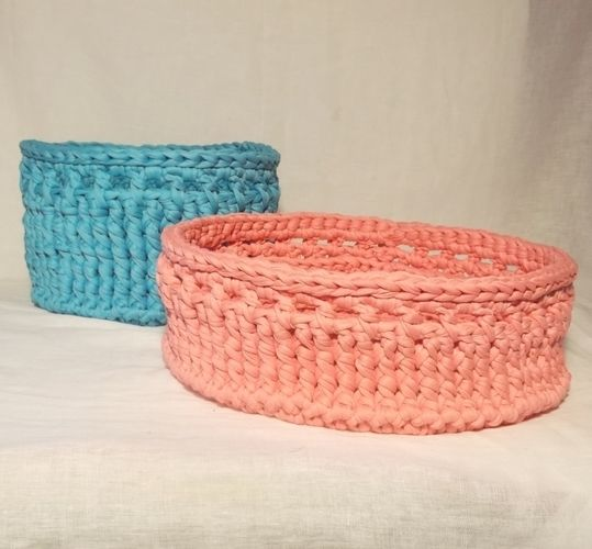 Makerist - Tidy Up basket - Crochet Showcase - 1