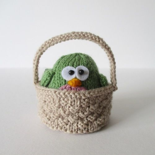 Makerist - Chirpy Birds - Knitting Showcase - 2