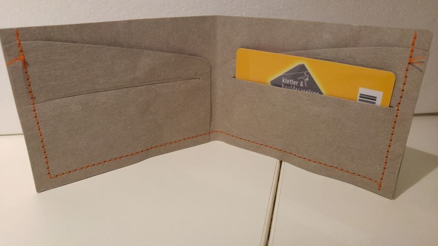Makerist - kleine Börse aus Snappap - Nähprojekte - 1