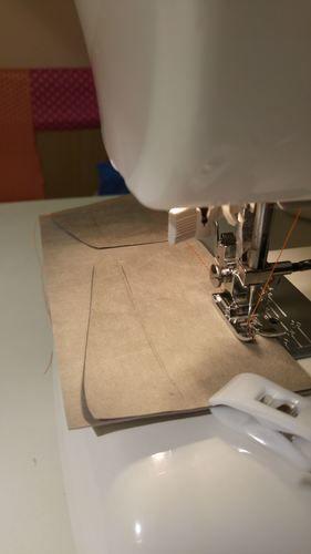 Makerist - kleine Börse aus Snappap - Nähprojekte - 2