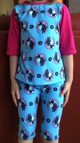 Makerist - Hose und Shirt für Pferdenärrin - 1