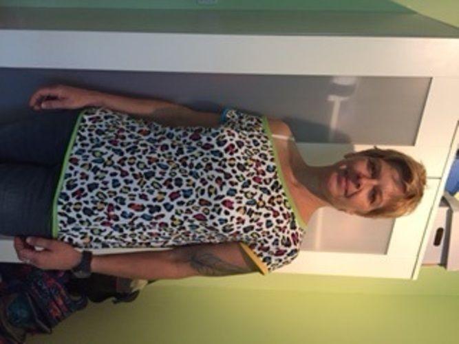 Makerist - Schulterfreies Shirt für mich! :) - Nähprojekte - 1