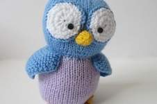 Makerist - Hoots the Owl - 1