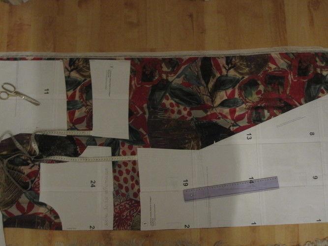 Makerist - bunte Seide für mich - Nähprojekte - 3