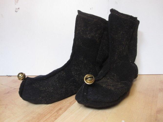 Makerist - und dies sind meine Stiefel - Nähprojekte - 1