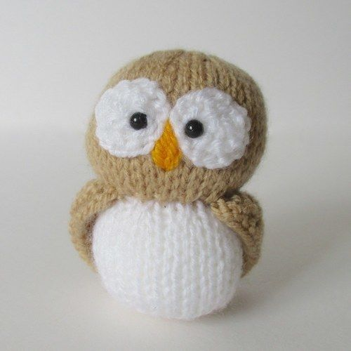 Makerist - The Owl and the Pussycat - Knitting Showcase - 3