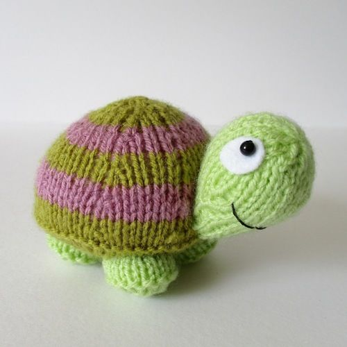 Makerist - Tavistock Tortoise - Knitting Showcase - 1