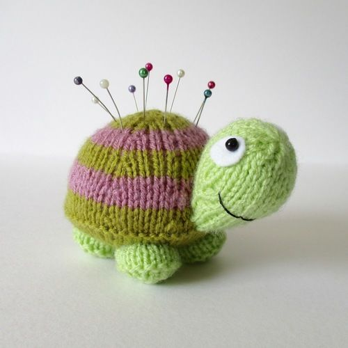 Makerist - Tavistock Tortoise - Knitting Showcase - 2