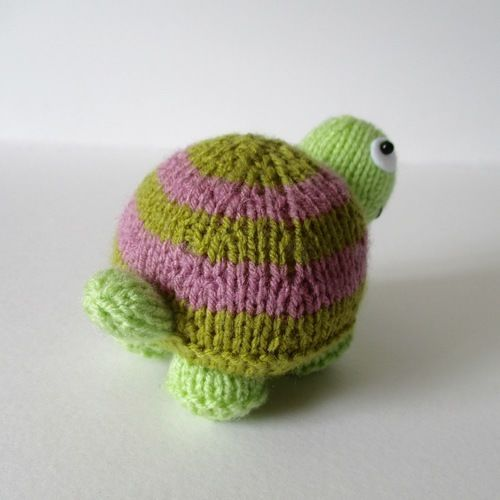 Makerist - Tavistock Tortoise - Knitting Showcase - 3
