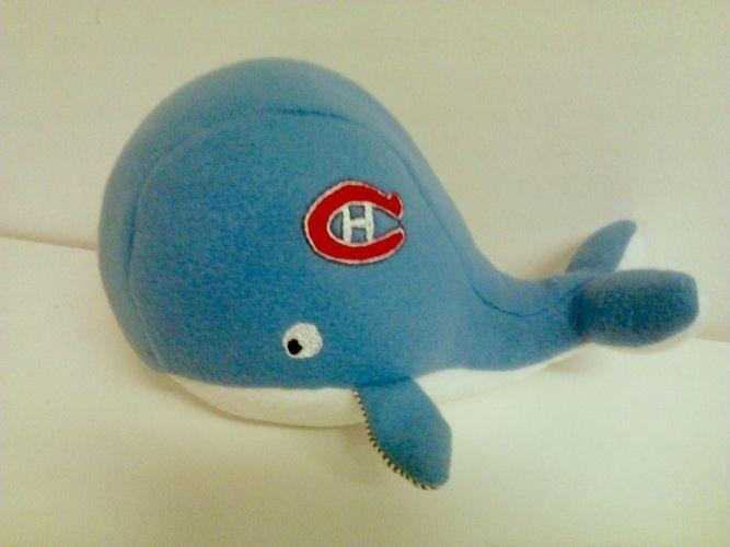 Makerist - Une baleine cadeau de naissance - Créations de couture - 1