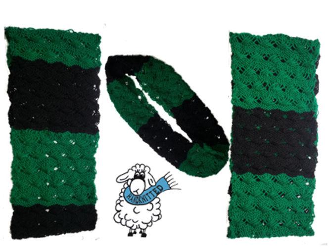 Makerist - Loop Soccermania - Strickprojekte - 1