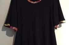 "Makerist - Shirt ""Pune"" mit Flatterärmeln - 1"