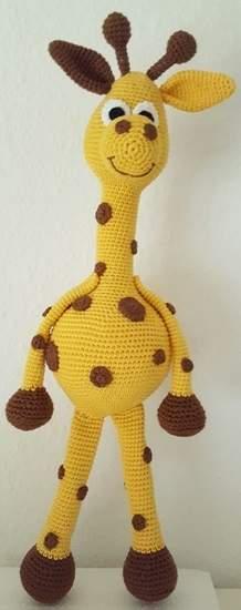 "Makerist - Giraffe "" Raffi"" - 1"
