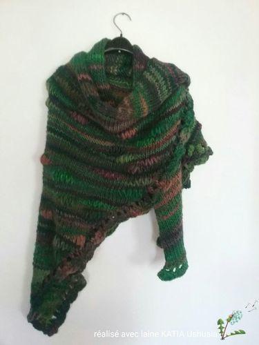 Makerist - Chale Uschuaia - Créations de tricot - 1