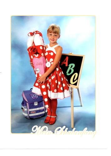 Makerist - Einschulungskleid - Nähprojekte - 1
