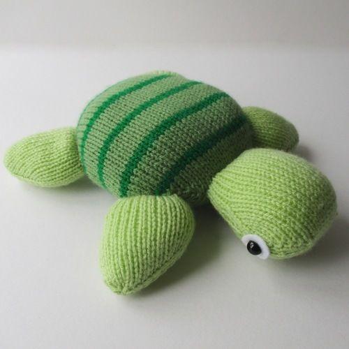Makerist - Topsy Turvy Turtle - Knitting Showcase - 2