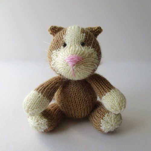 Makerist - Cavendish Cat - Knitting Showcase - 1