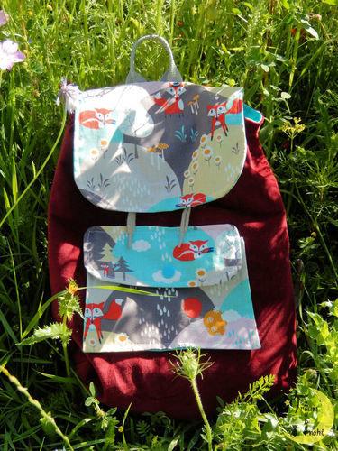 Makerist - Kinderrucksack *Lieselotte* - Nähprojekte - 2