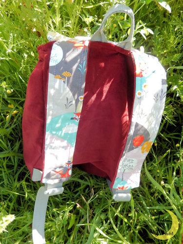 Makerist - Kinderrucksack *Lieselotte* - Nähprojekte - 3