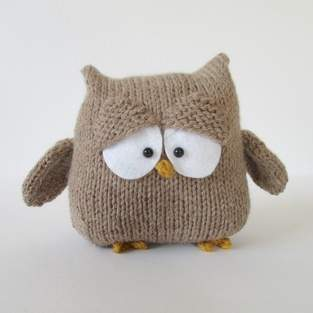 Makerist - Oscar the Owl - 1