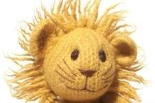 Makerist - Felt Lion - 1