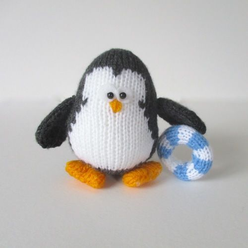 Makerist - Hopkins the Penguin - Knitting Showcase - 1