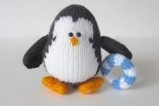 Makerist - Hopkins the Penguin - 1