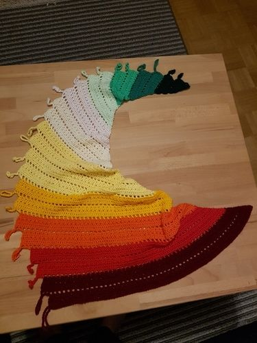 Makerist - Eyleens Drachenschwanz  - Häkelprojekte - 1