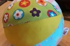 Makerist - Spielball für Babys - 1