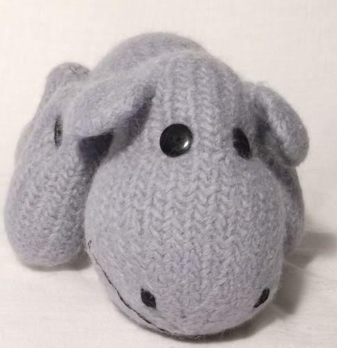 Makerist - Happy Hippo  - Knitting Showcase - 2