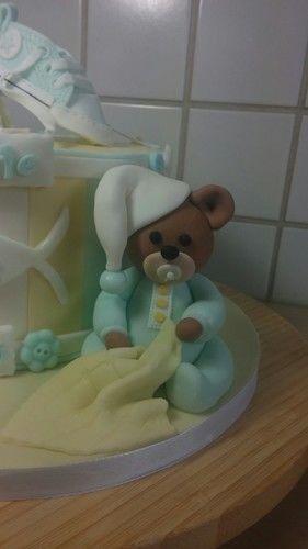 Makerist - Tauftorte für Bennet - Torten, Cake Pops und Cupcakes - 2